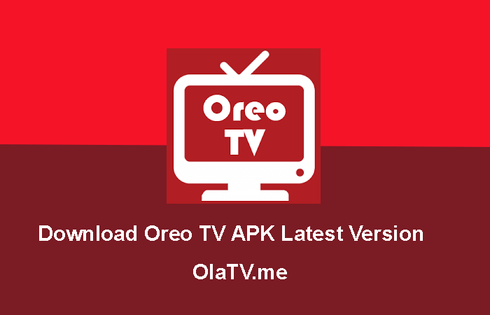 Download Oreo TV Apk Latest Version