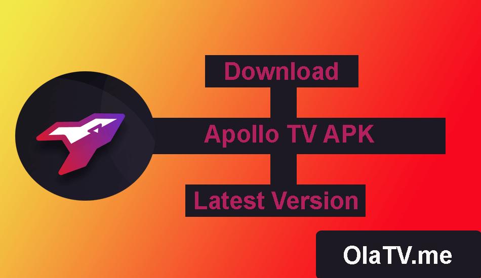 Download Apollo TV Apk Latest Version