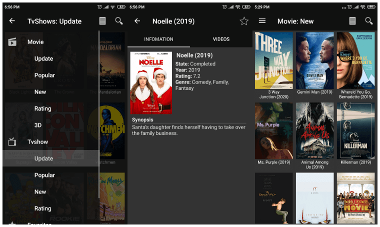 Movie HD App